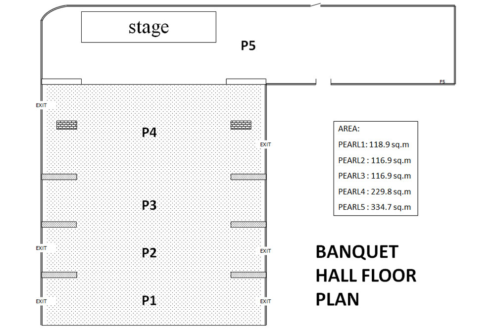 Banquet Floor Plan